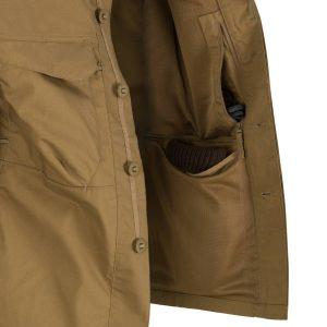 Риза Helikon-tex WOODSMAN COYOTE /TAIGA GREEN – XL