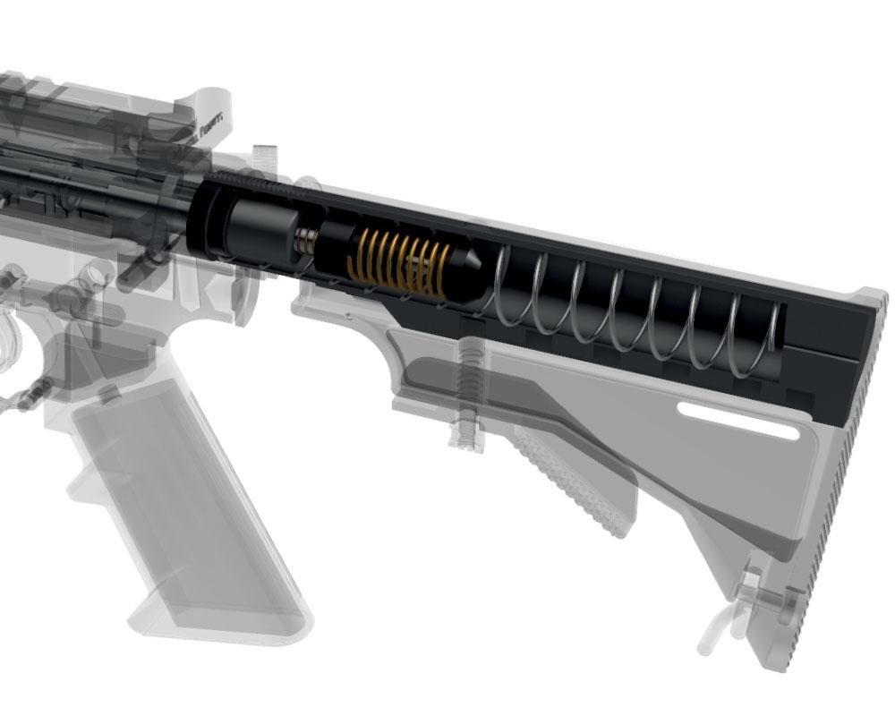 Възвратна пружина за AR15/M16 cal.223/5.56