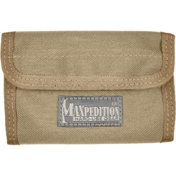 Портмоне Maxpedition SPARTAN Khaki – Maxpedition SPARTAN