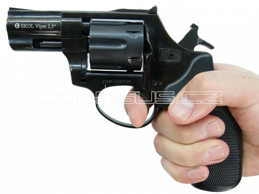 Газов револвер Ekol Viper 2.5″ – Gas Revolver Ekol Viper 2.5″