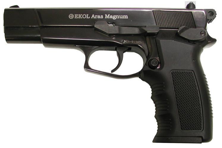 Газов пистолет Ekol Aras Magnum – Gas Alarm Pistol Ekol Aras Magnum