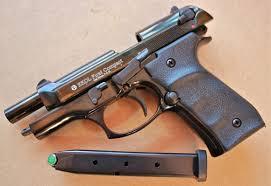 Газов пистолет Ekol Firat Compact – Gas Alarm Pistol Ekol