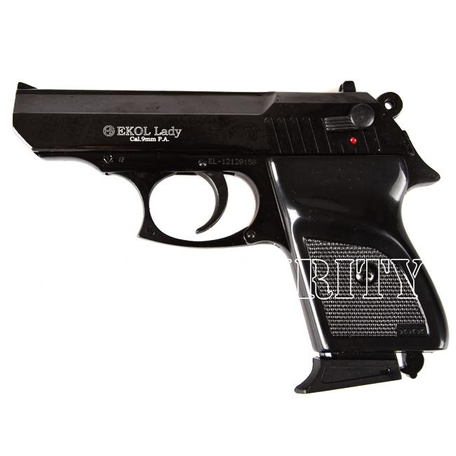 Газов пистолет Ekol Lady – Gas Alarm Pistol Ekol Lady