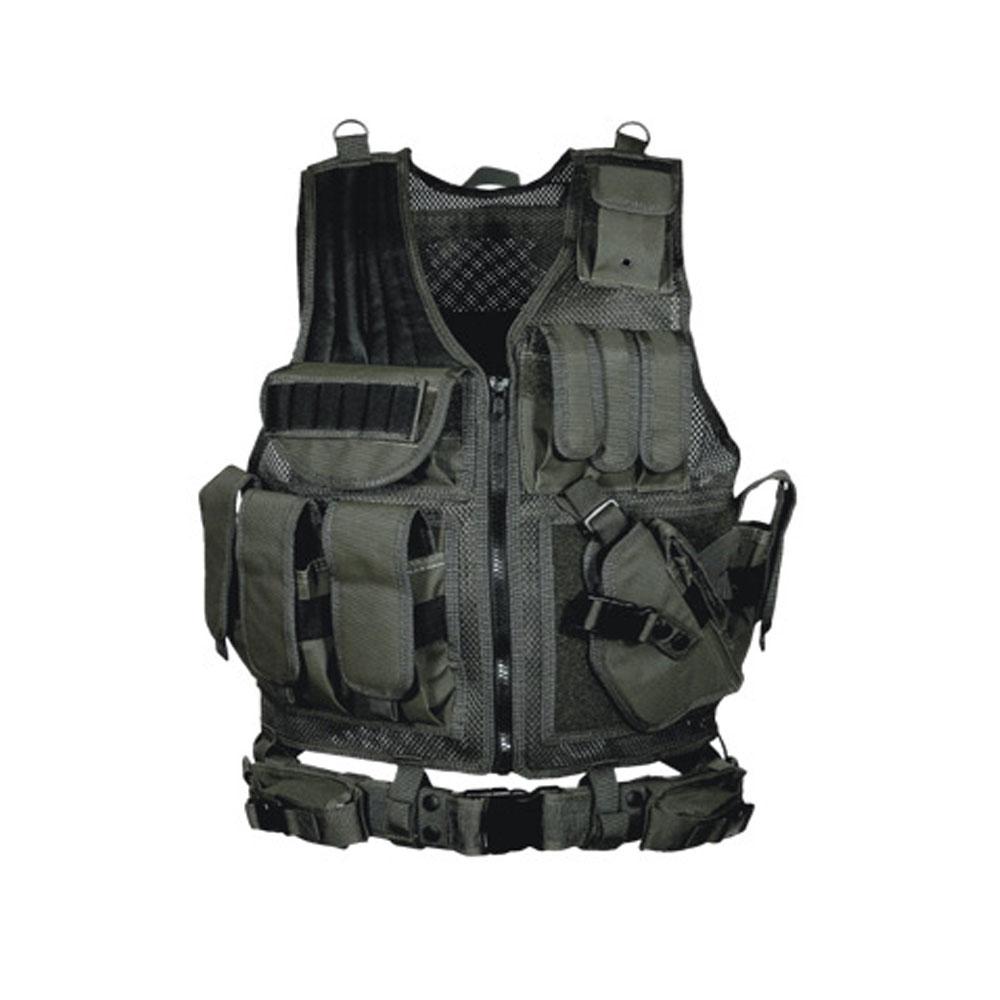 Тактическа жилетка Leapers Law Enforcement-Tactical Vest Leapers