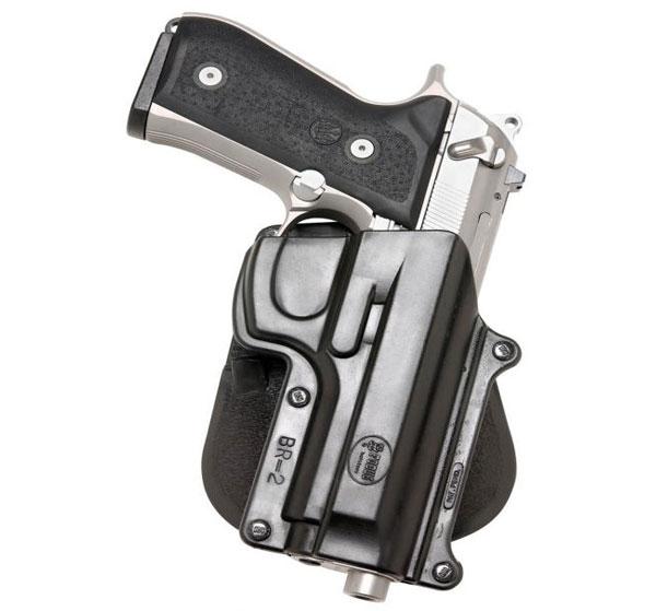 Тактически кобур FOBUS BR-2 за пистолет Beretta 92 Fobus Holster