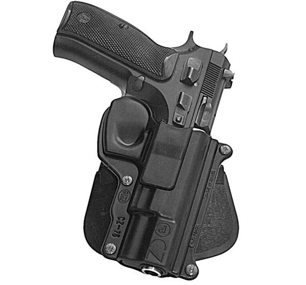 Тактически кобур FOBUS CZ-75 за пистолет CZ-75 -Fobus Holster