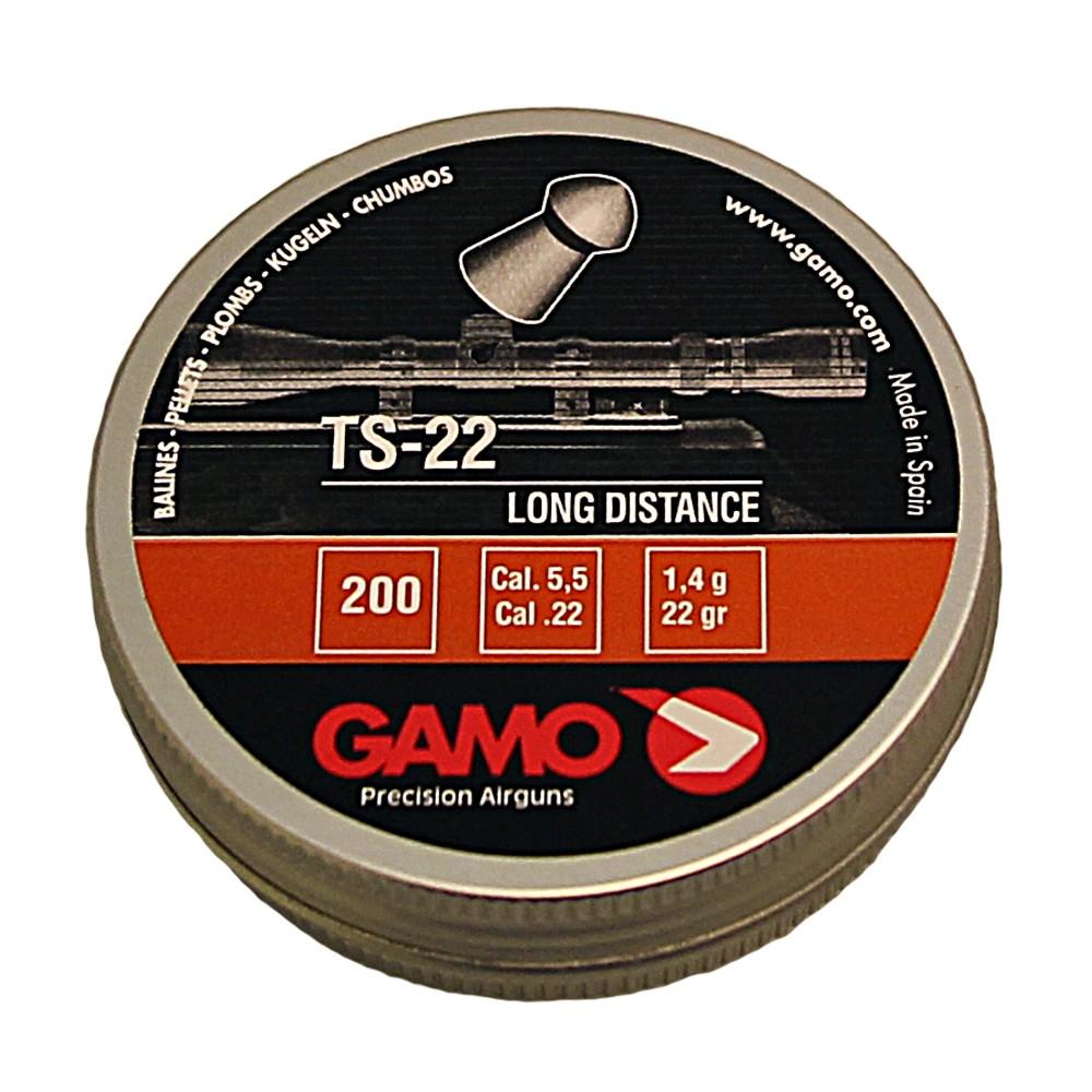 Чашки Gamo TS-22 5.5 мм – Pellet Gamo TS-22 5.5 mm