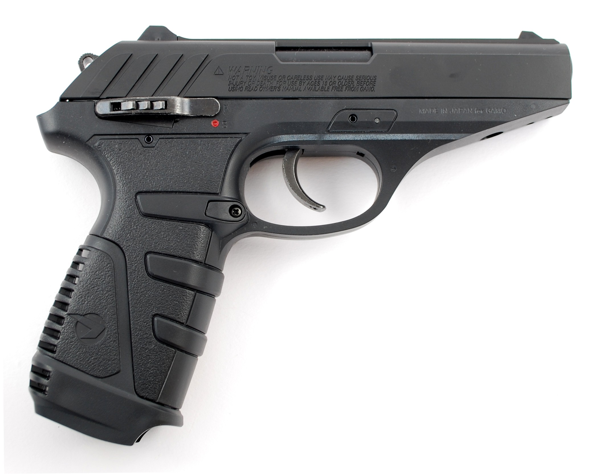 Въздушен пистолет Gamo PT-25 Blowback 4.5 мм