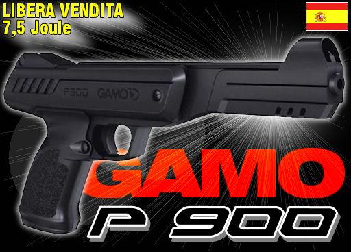 Въздушен пистолет Гамо P-900 4.5 мм – Gamo P-900 4.5 mm