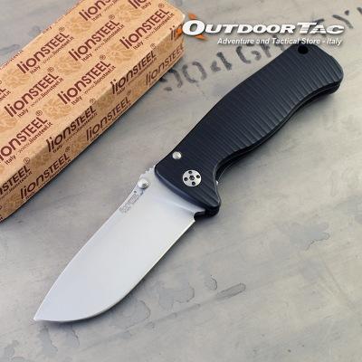 Нож LionSteel SR-2A BS Mini – Knife LionSteel SR-2A BS Mini