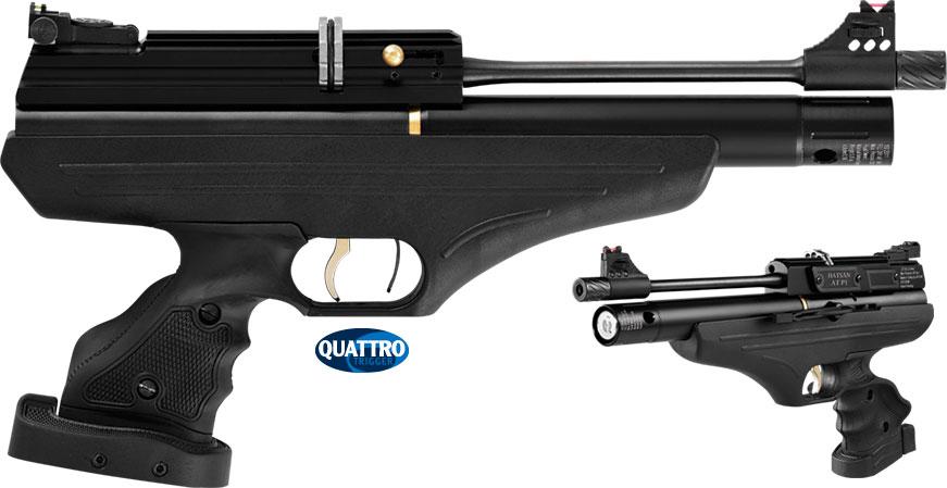 Въздушен Пистолет Hatsan AT-P1, PCP