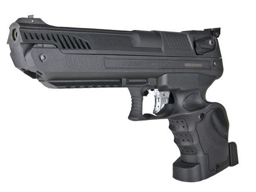 Въздушен пистолет Zoraki HP-01, Лява Ръка