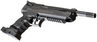 Въздушен пистолет Zoraki HP-01 Ultra, Лява Ръка