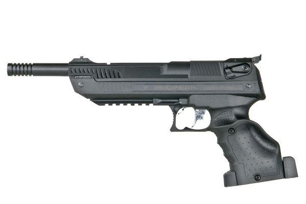 Въздушен пистолет Zoraki HP-01 Ultra, Дясна Ръка