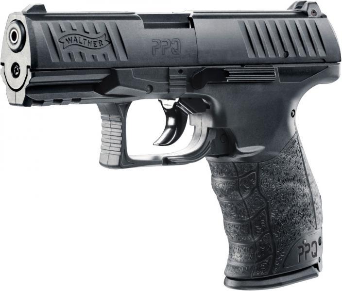Въздушен пистолет Walther PPQ 4.5мм -Air gun Walther PPQ