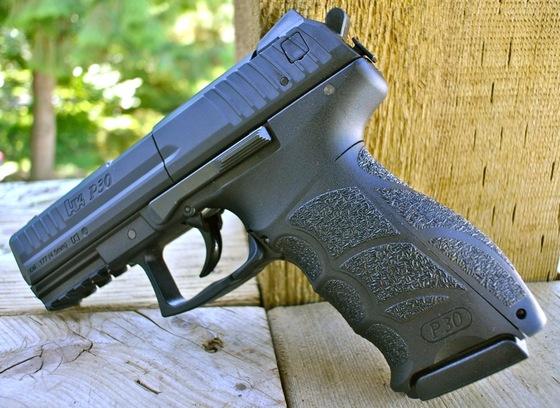 Въздушен пистолет H&K P30 – Въздушен пистолет H&K P30