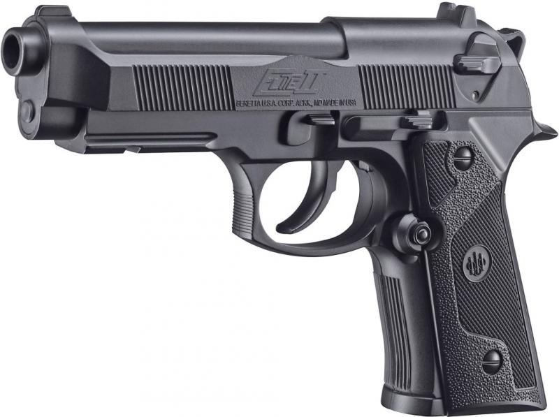 Въздушен пистолет Beretta Elite II – Въздушен пистолет Beretta