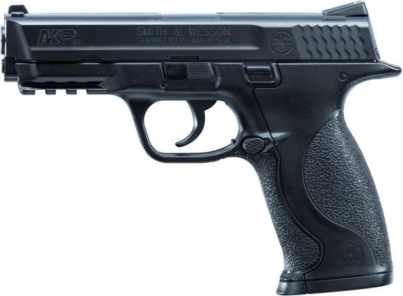 Въздушен пистолет Smith & Wesson MP 4.5мм – Въздушен Пистолет