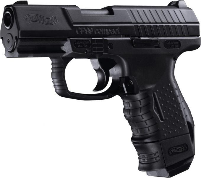 Въздушен пистолет Валтер CP99 Compact -Въздушен Пистолет Walther