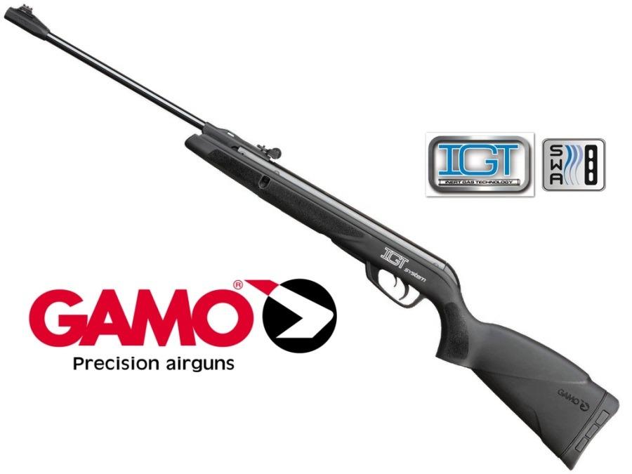 Въздушна пушкa Gamo Shadow IGT 6.35мм -Air Rifle Gamo Shadow IGT