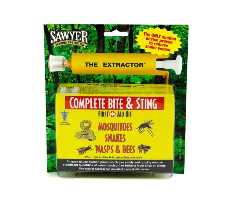Помпа за изсмукване на отрова  Sawyer The Extractor Pump Kit