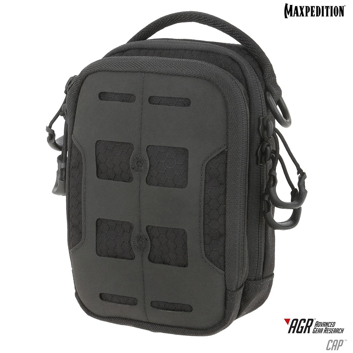Maxpedition CAP™ Compact Admin Pouch Black