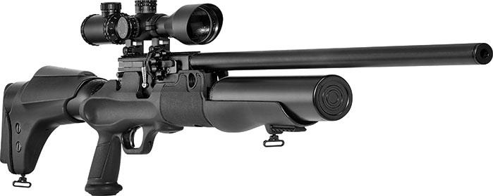 Въздушна пушка Hatsan Hercules PCP 9мм Синтетичен приклад