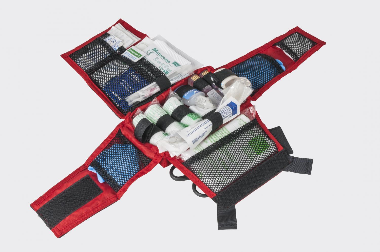 Калъф за Аптечка Helikon-Tex Modular Individual Med Kit Черен