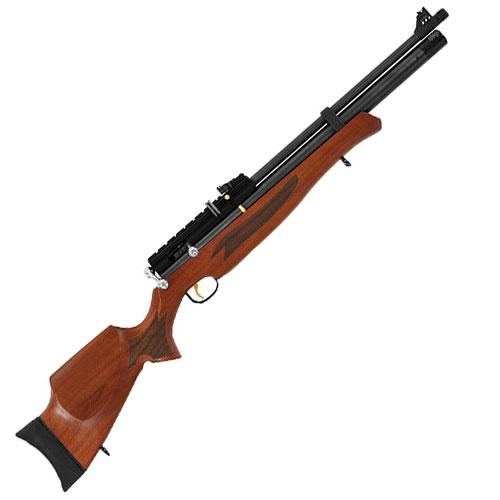 Въздушна пушка Hatsan Trophy PCP 5,5/6,35 мм Дървен приклад