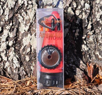 Комплект за Стрели Джобна Прашка The Pocket Shot Arrow Kit