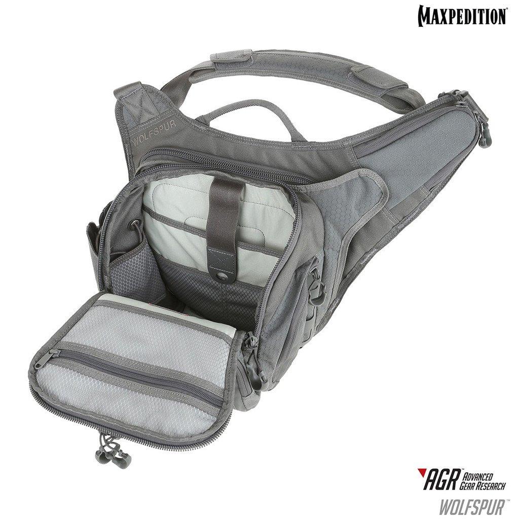Чанта кобур Maxpedition Wolfspur 11L Tan