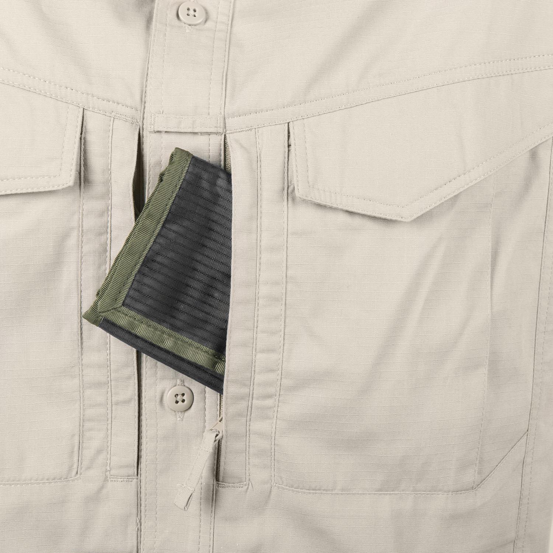 Риза Helikon-tex Defender MK2 Khaki Polycotton Ripstop