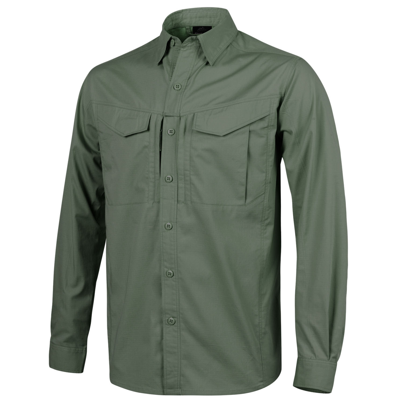 Риза Helikon-tex Defender MKII Olive Green Polycotton Ripstop