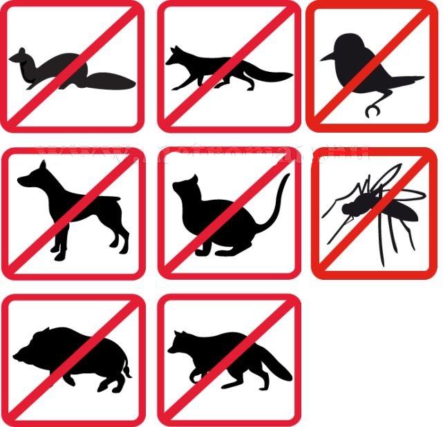 Стационарен уред за защита ANIMALREPELLER® M175