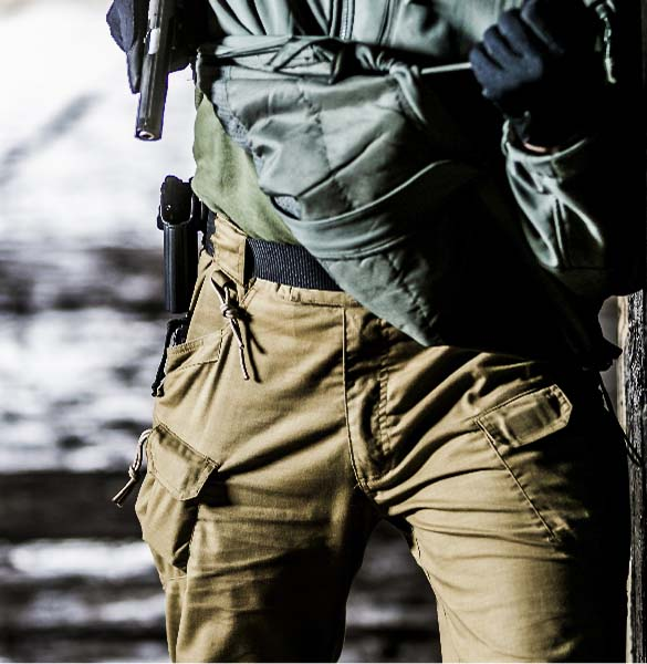 Панталон Helikon-tex UTP Canvas Black