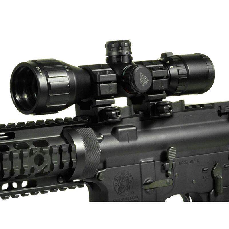 Оптика Leapers 3-9X32 1″ BugBuster Scope