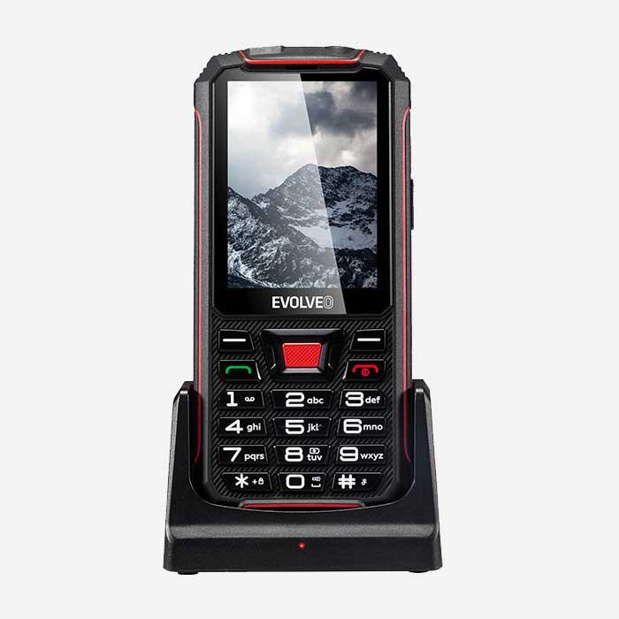 Екстремен телефон EVOLVEO StrongPhone Z4