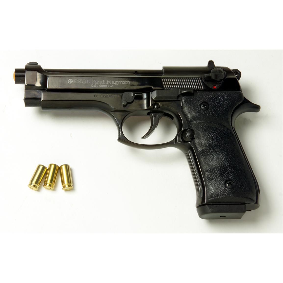 Газов пистолет Ekol Firat Magnum – Gas Alarm Pistol Ekol