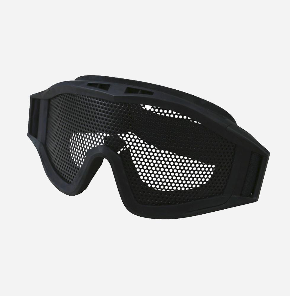 Маска за Airsoft Kombat UK Operators Mesh Goggles BLACK