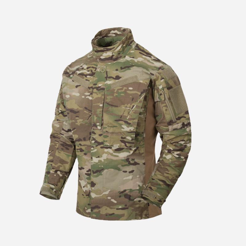Тактическа риза Helikon-tex MBDU SHIRT® – NYCO RIPSTOP Multicam