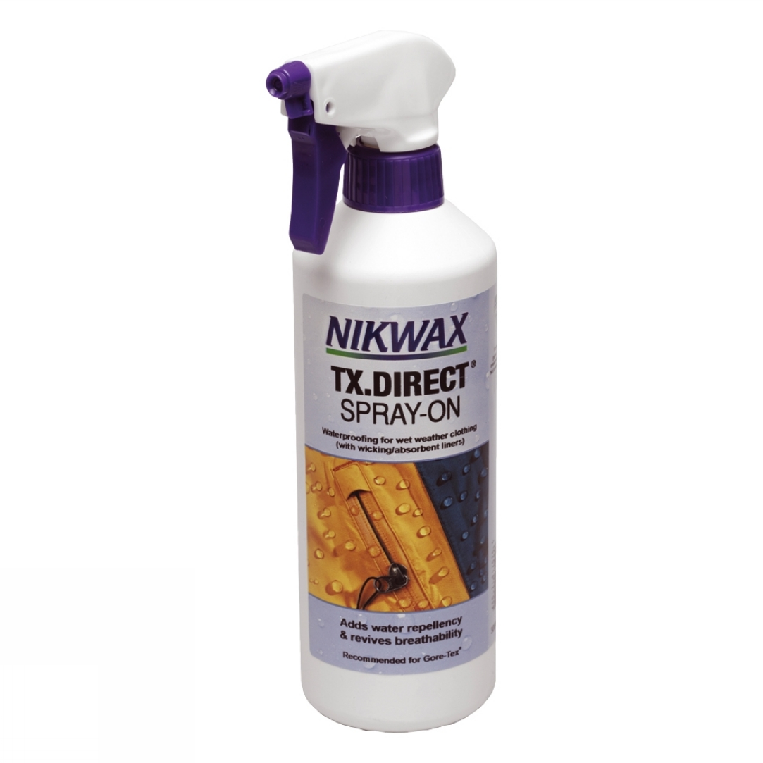 Импрегнатор Nikwax TX.Direct Spray-On – Nikwax TX.Direct Spray