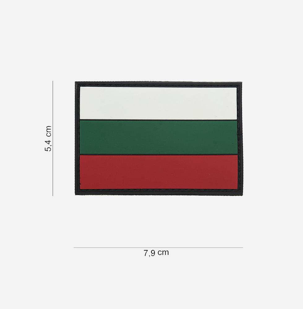 Пач 3D PVC Bulgaria #15056