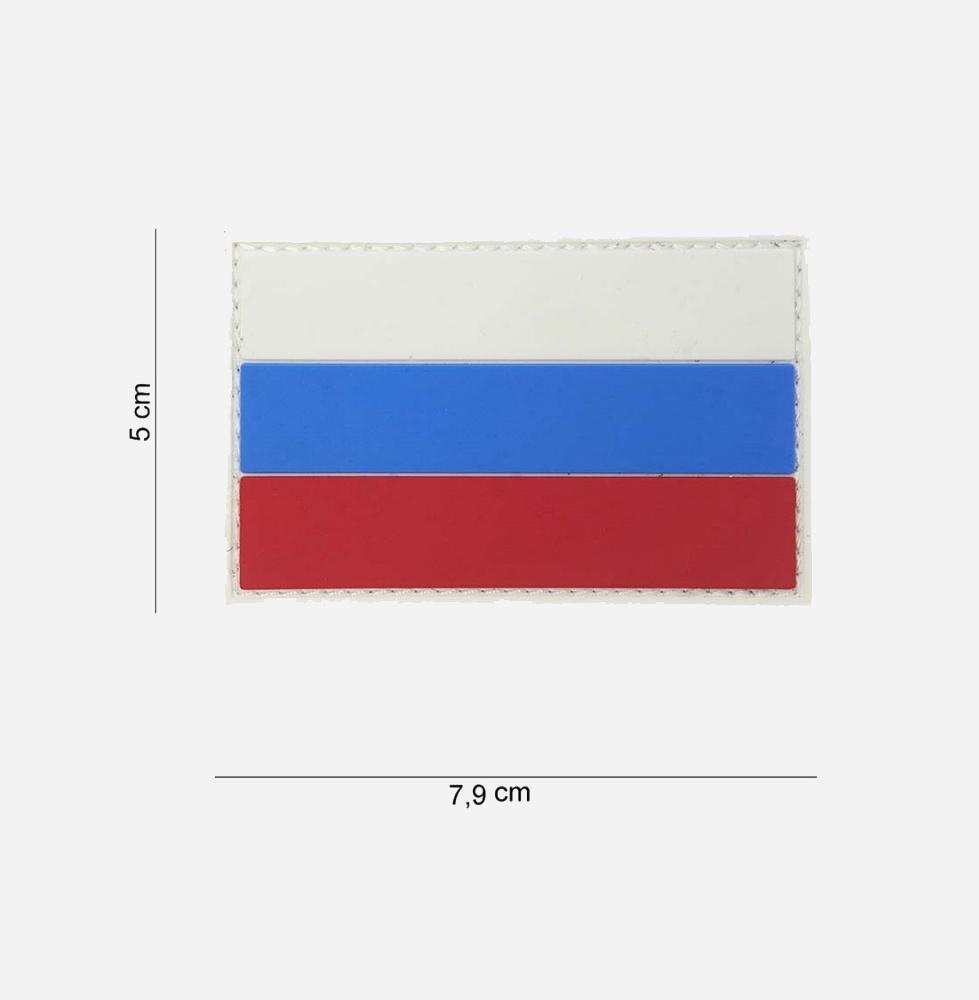 Пач 3D PVC Russia #10017