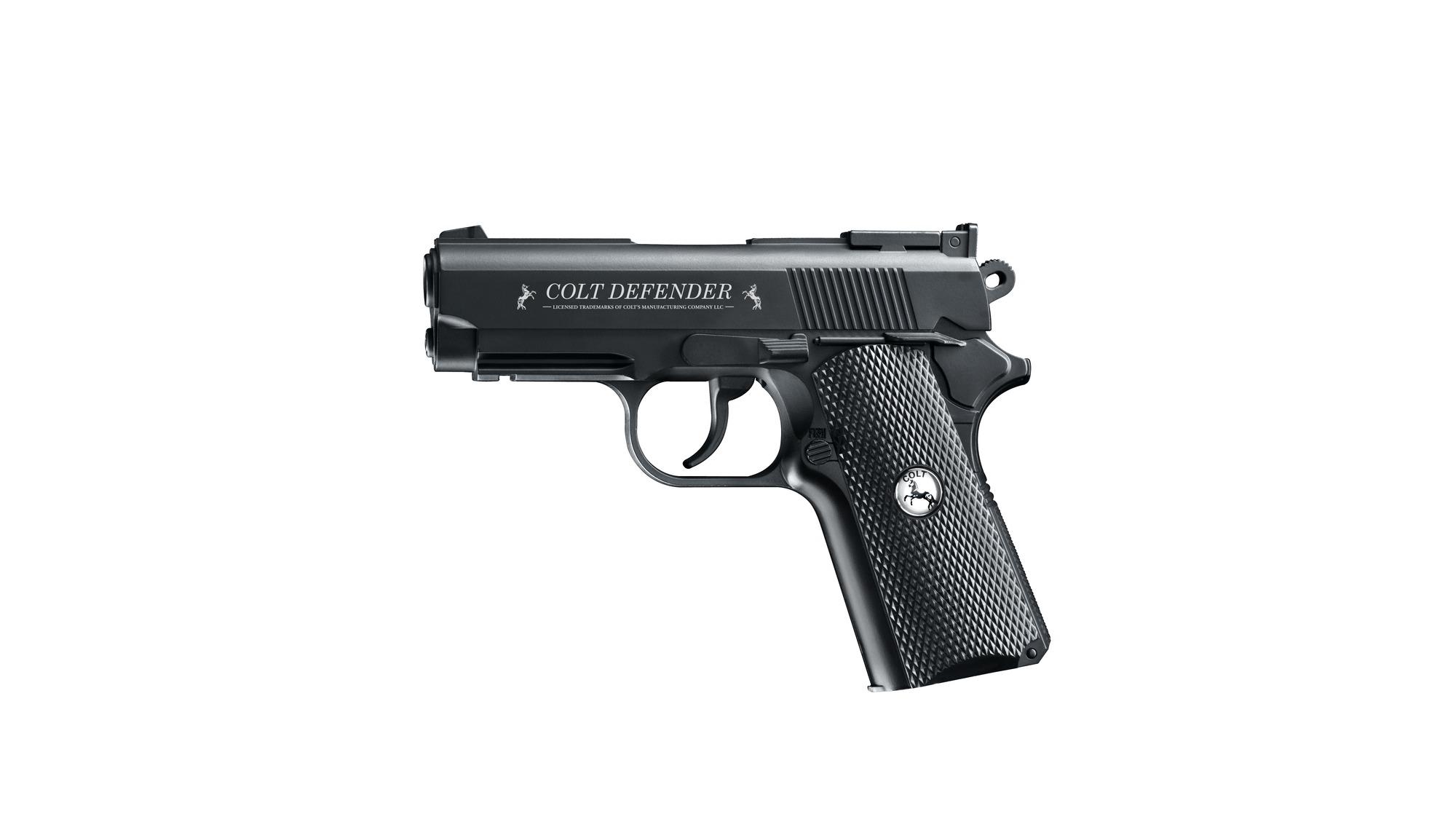 Въздушен Пистолет Cold Defender 4.5mm CO2