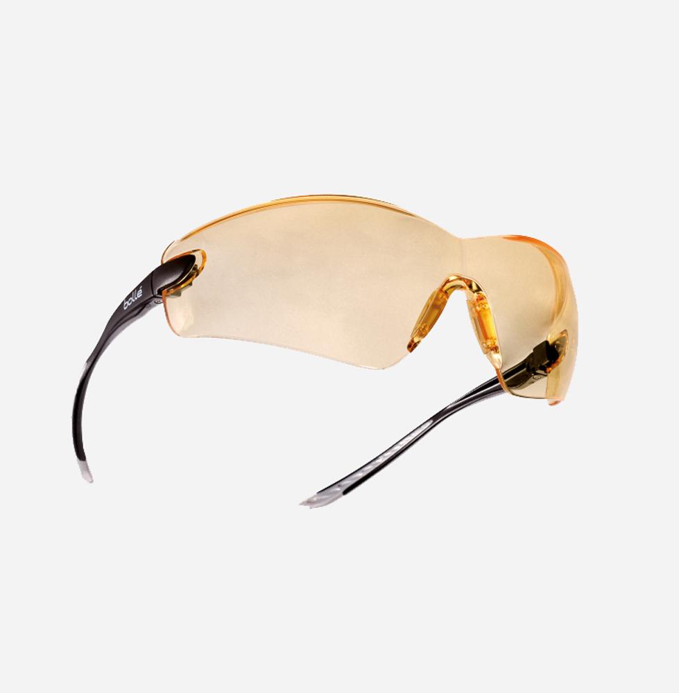 Предпазни очила за стрелба BOLLE COBRA COBPSJ YELLOW
