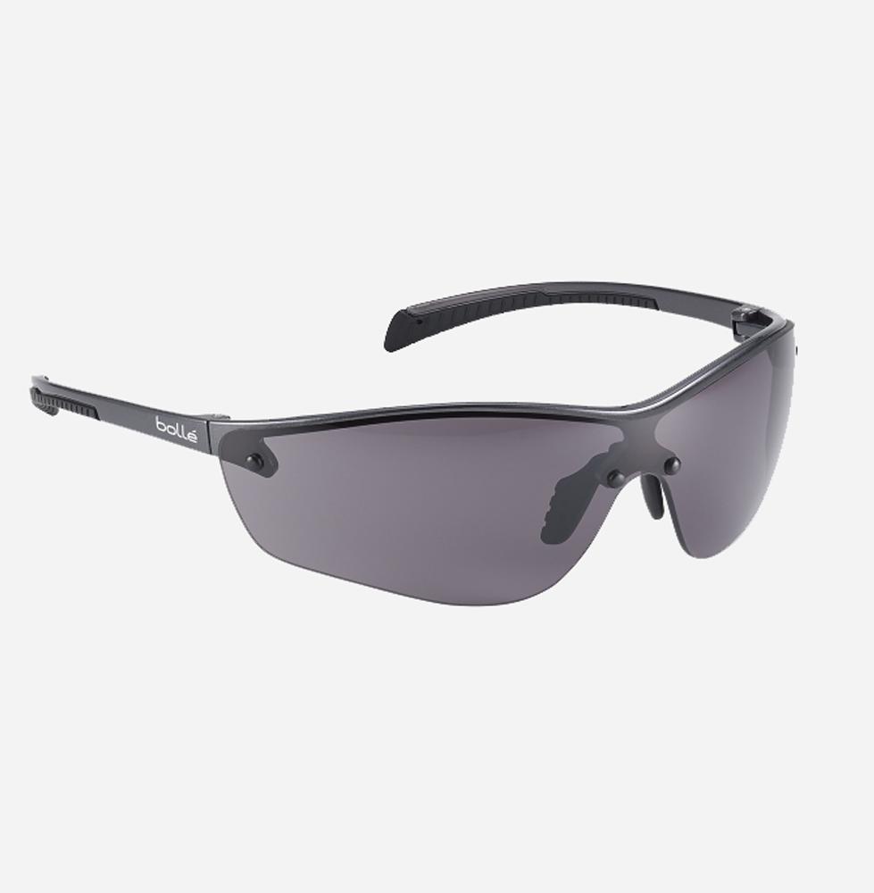 Предпазни очила за стрелба BOLLE  SILIUM+ SILPPSF SMOKE