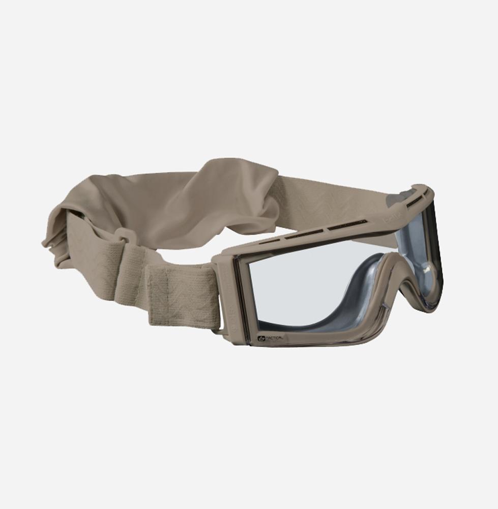 Предпазни очила за стрелба BOLLE X810 Ballistic goggle TAN