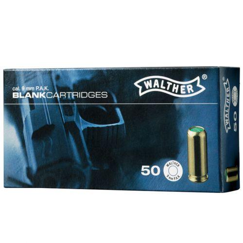 Халосни патрони Umarex 9 мм – Blank cartridges Umarex 9 mm