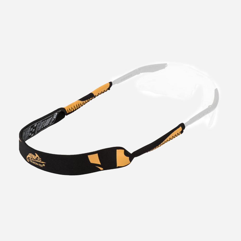 Неопренов държач за очила HELIKON Black/Orange