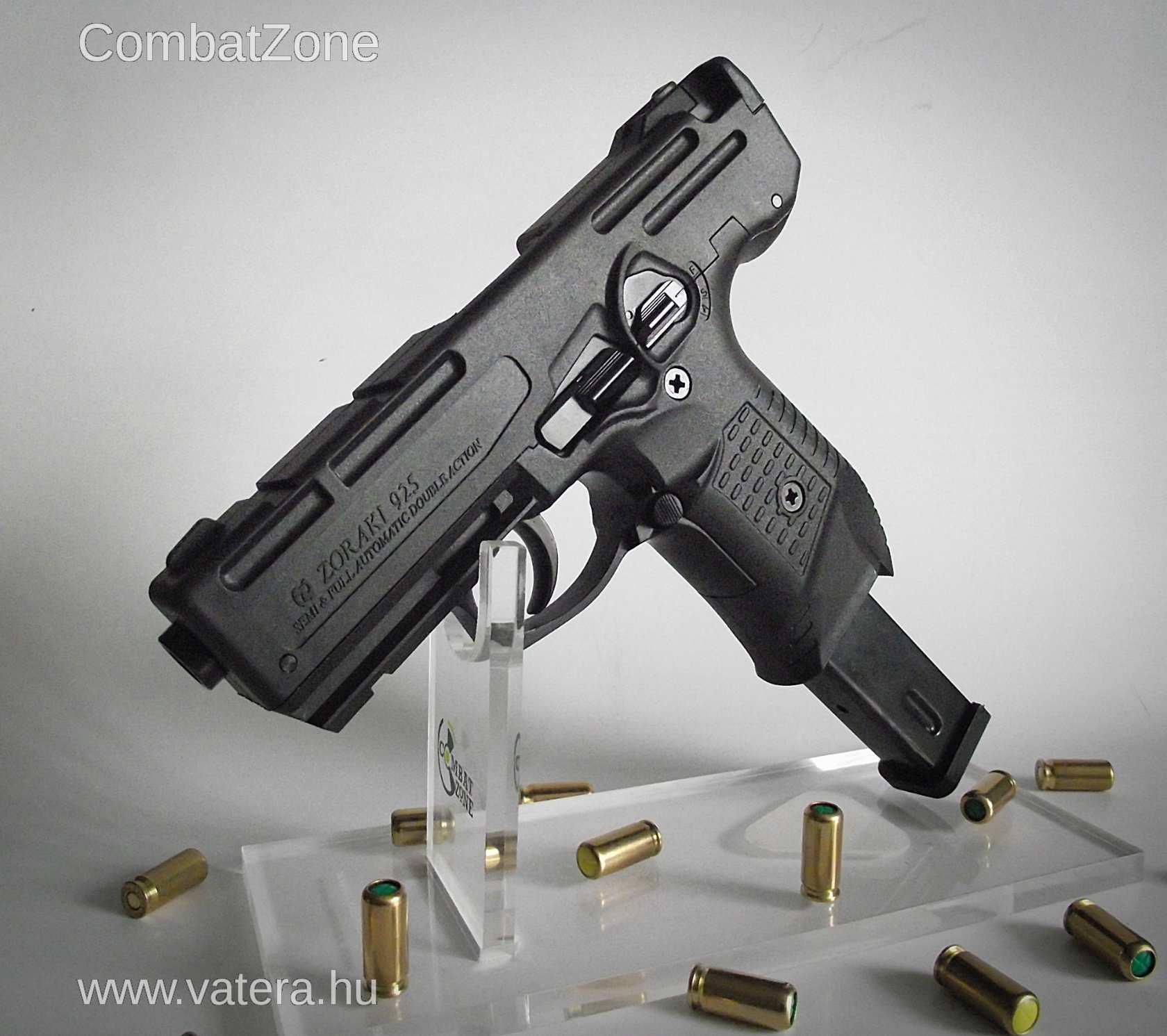 Каратечен газов пистолет Zoraki 925 -Gaz Alarm Auto Pistol Zorak